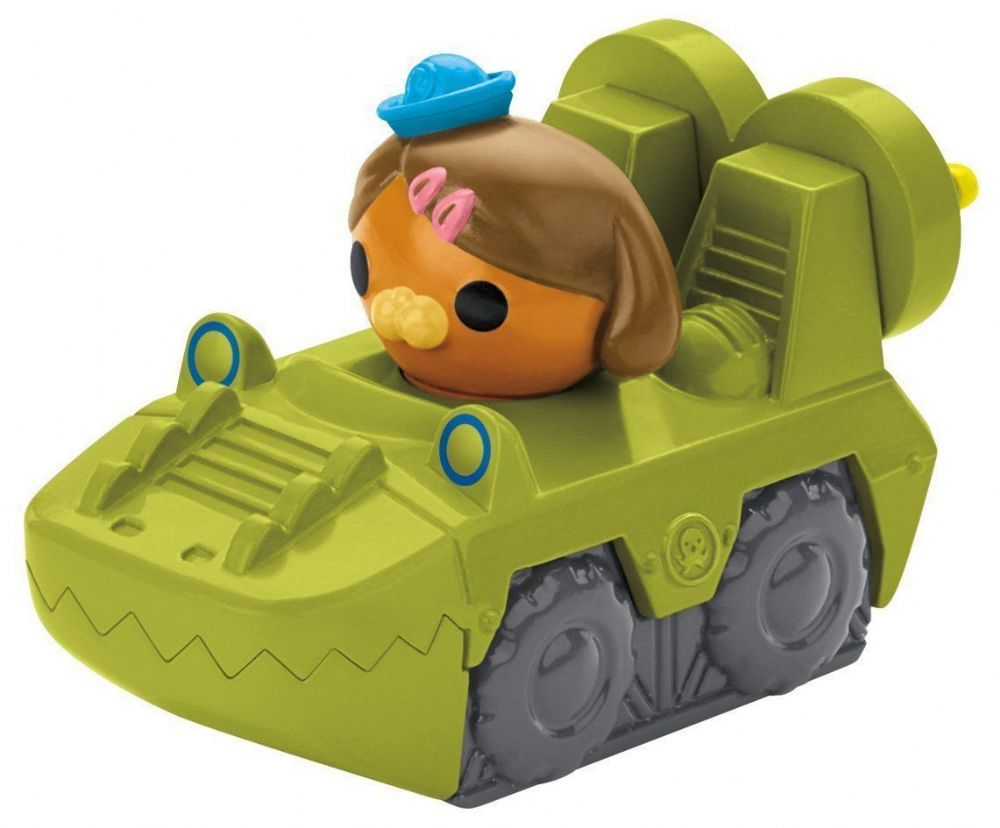 Octonauts Gup Speeders Mini